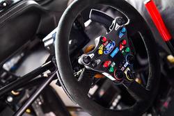 M-Sport Ford detalle del volante