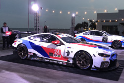 BMW M8 GTE unveil