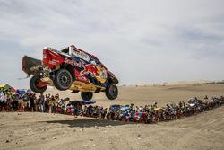 #301 Toyota Gazoo Racing Toyota: Nasser Al-Attiyah, Matthieu Baumel