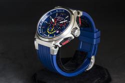 Chronograf: Giorgio Piola Strat-3 Blue