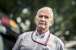 Dr Helmut Marko, Red Bull Motorsport Consultantor