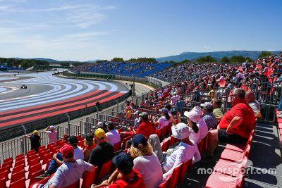 Francia GP promóció