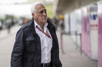 Lawrence Stroll, propietario del equipo Racing Point Force India