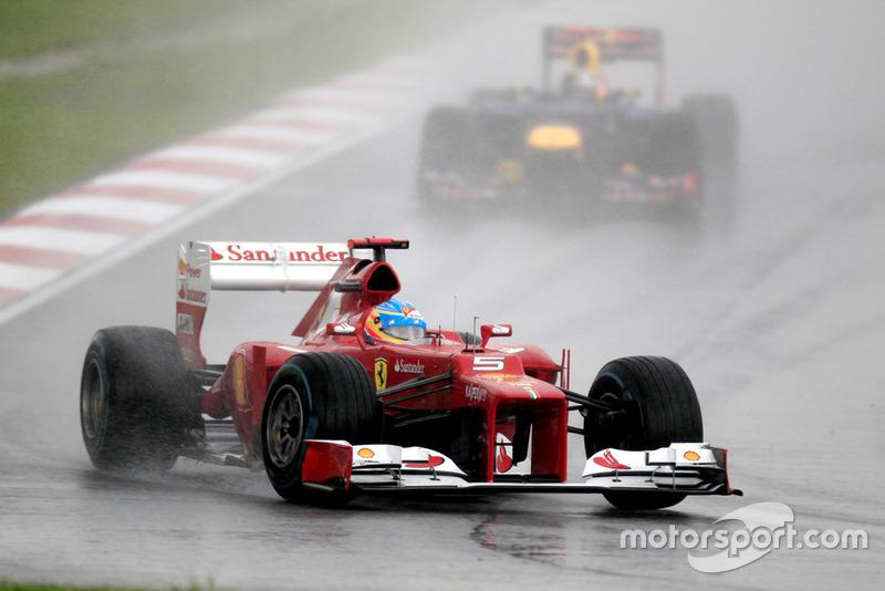 2012, Гран Прі Малайзії