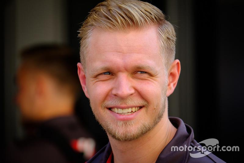 Kevin Magnussen, Haas