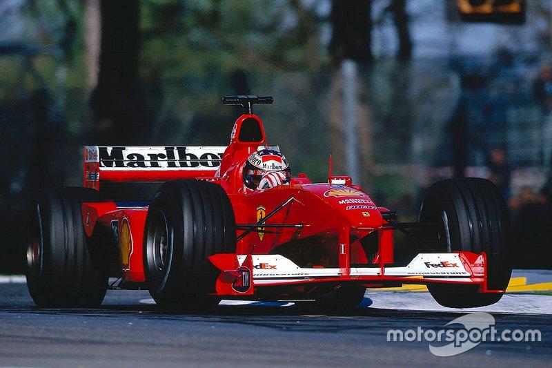 جائزة سان مارينو الكبرى 2000