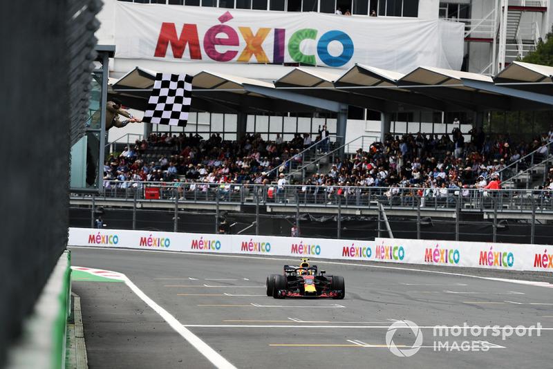 GP de México: De la frustración del sábado al festejo del domingo