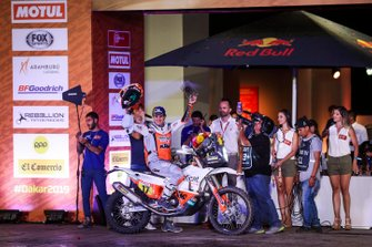 Podio: Red Bull KTM Factory Racing KTM: Laia Sanz