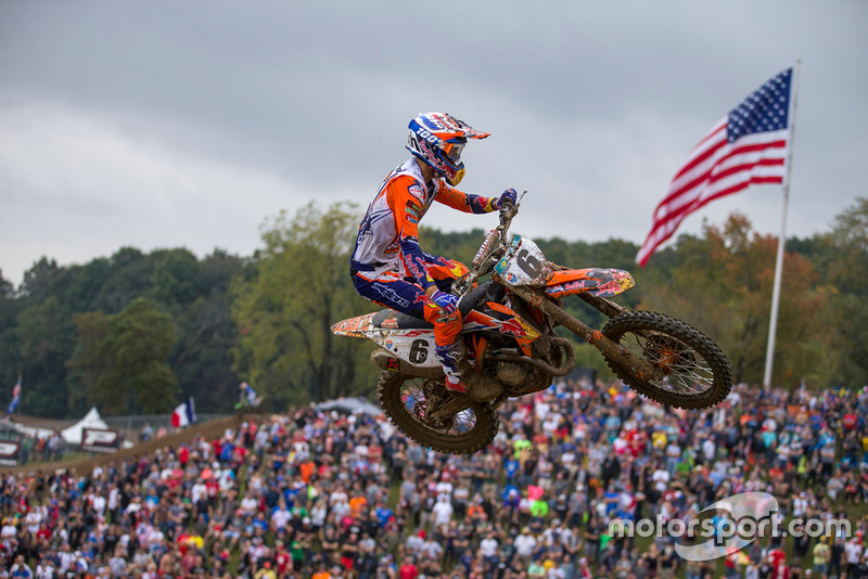 Glenn Coldenhoff, Team Nederland, Red Bull KTM Factory Racing