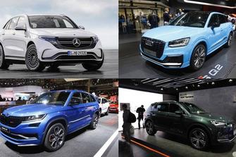 Los 10 mejores SUV del Salón de París