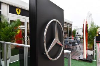 Mercedes-AMG F1 logo