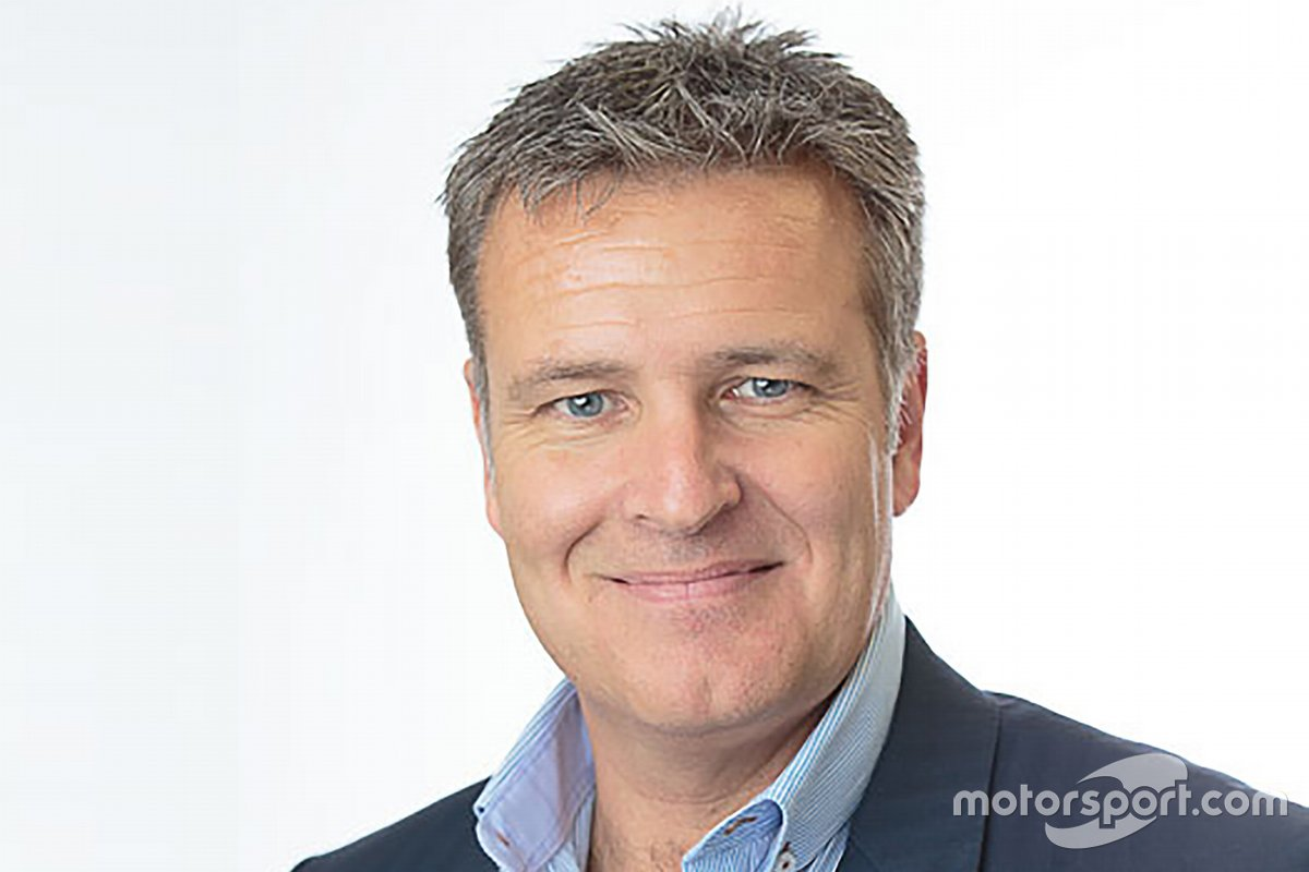 Paul Bellamy, SVP FIA World Rallycross Championship