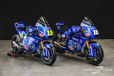 Italtrans Racing Team livery unveil