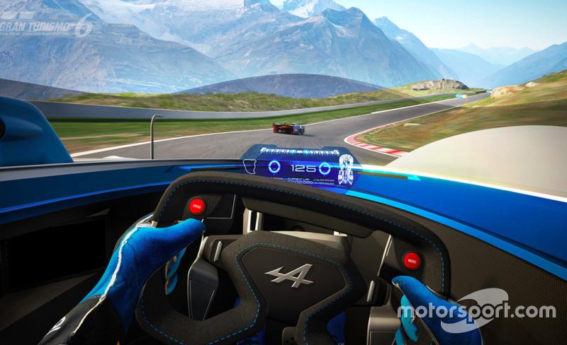 Alpine Vision Gran Turismo (marzo 2015)