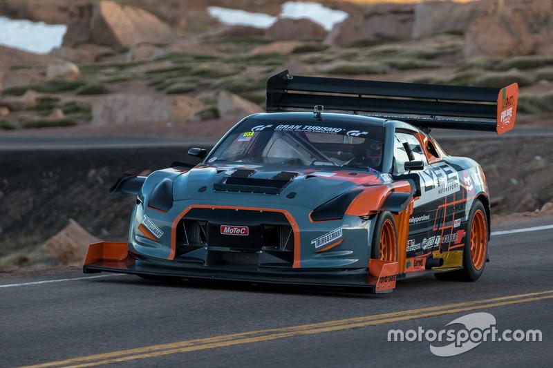 #23 Nissan GT-R: Кол Пауелсон