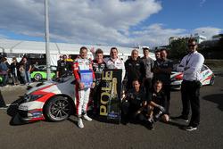 Володар поула Норберт Міхеліс, M1RA, Honda Civic TCR з командою