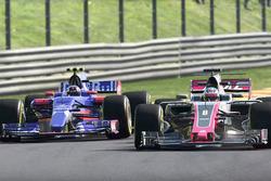 Toro Rosso et Haas