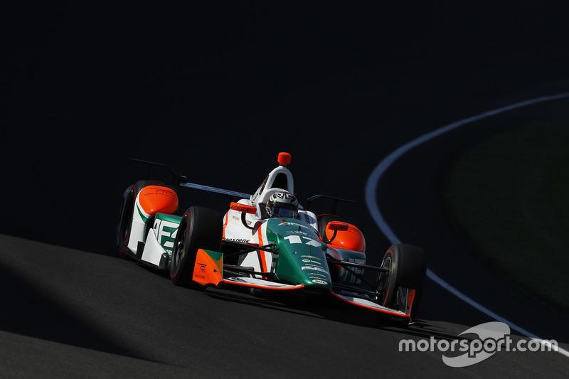 #17 Sebastian Saavedra, AFS / Chevrolet