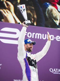 José María López, DS Virgin Racing, celebra