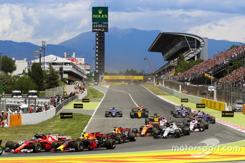Формула 1 2018