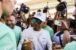 Ganador, Lewis Hamilton, Mercedes AMG F12