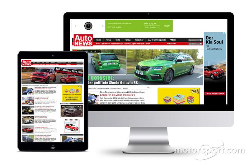 Bekanntgabe: Auto News