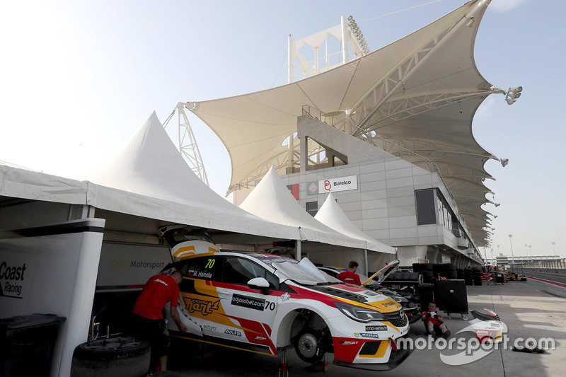 #70 Mato Homola, DG Sport Compétition, Opel Astra TCR