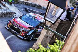 Craig Breen, Scott Martin, Citroën C3 WRC, Citroën World Rally Team