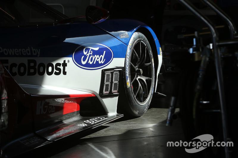 Ford GT detalle