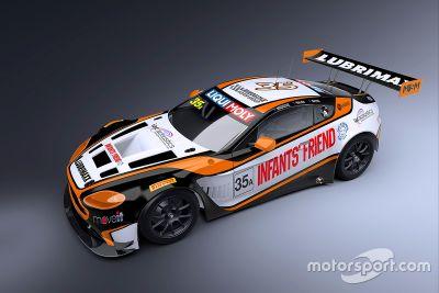 Miedecke Stone Motorsport renk düzeni tanıtımı
