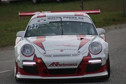 Richard Winiger, Porsche 997 GT3 Cup, Ecurie Sporting Romont