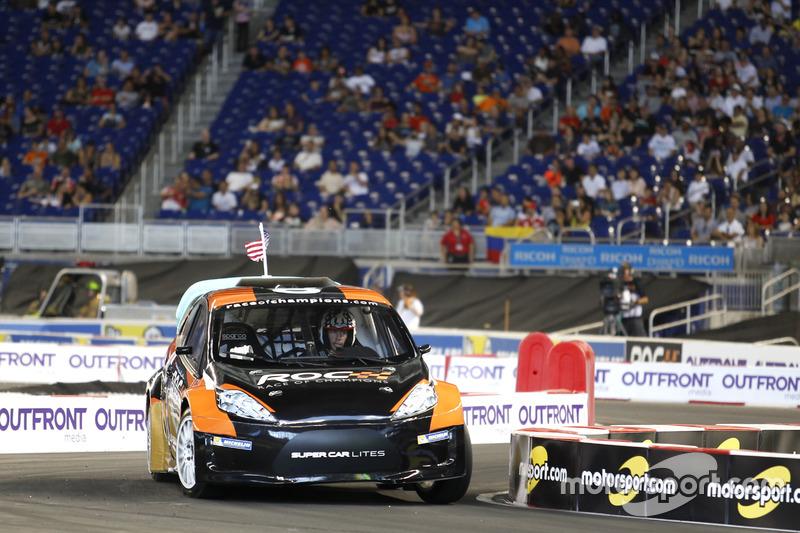 Travis Pastrana, RX Supercar Lite