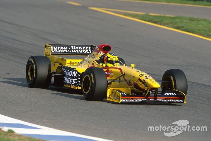 #11: Ralf Schumacher, Jordan 197