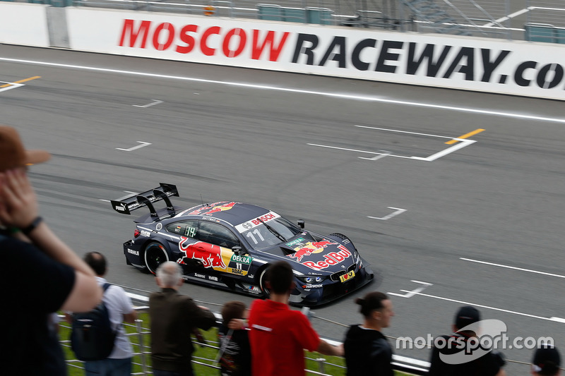 Марко Віттманн, BMW Team RMG, BMW M4 DTM