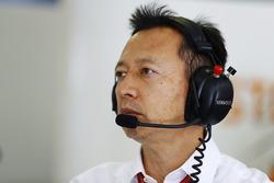 يوسوكي هاسيغاوا، مدير رياضة السيارات في هوندا