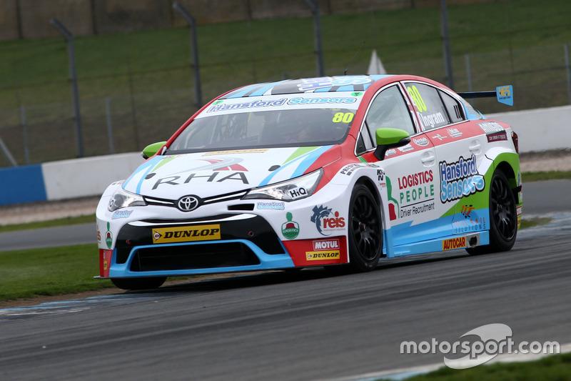 Tom Ingram, Speedworks Motorsport, Toyota