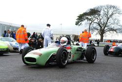 Brabham Trophy, Hibberd, Lotus 18