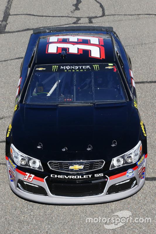 Jeffrey Earnhardt, Circle Sport - The Motorsports Group, Chevrolet