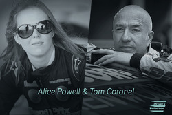 Alice Powell, Tom Coronel, Electric GT Championship