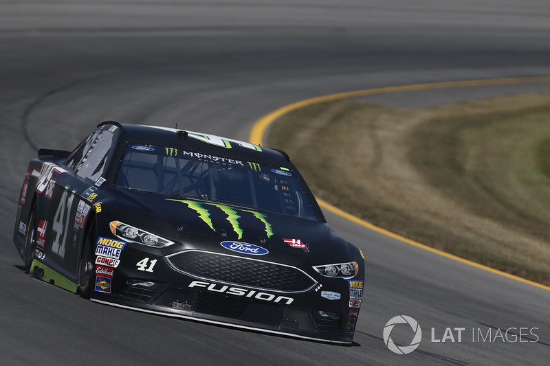 Kurt Busch, Stewart-Haas Racing Ford]
