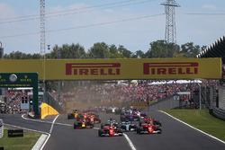 Sebastian Vettel, Ferrari SF70-H líder