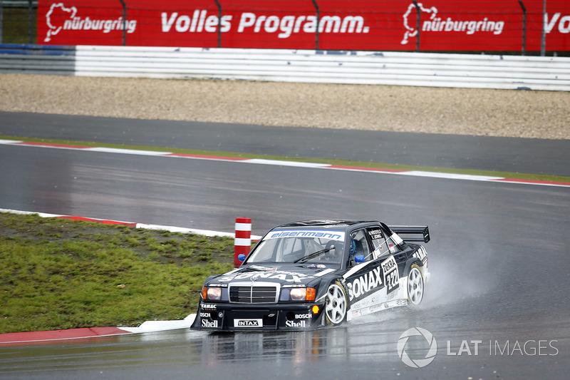 #222 Markus Wüstefeld, Klaus Ludwig, Mercedes 190 Klasse 1 DTM