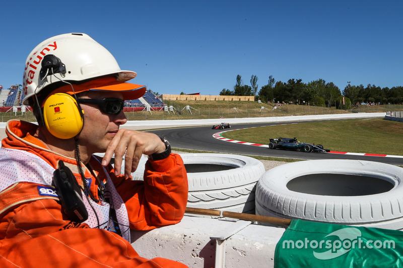 Маршал, Льюіс Хемілтон, Mercedes-Benz F1 W08