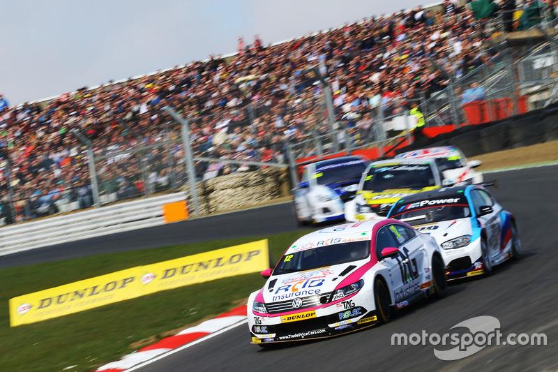 Michael Epps, Autoaid / RCIB Insurance Racing Volkswagen CC