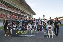 Todos los pilotos 2017
