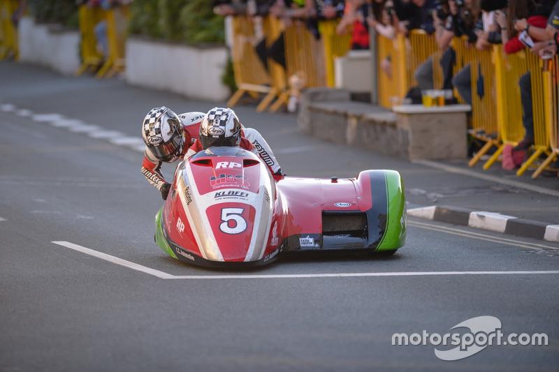 Тим Ривз и Марк Уилке, Honda