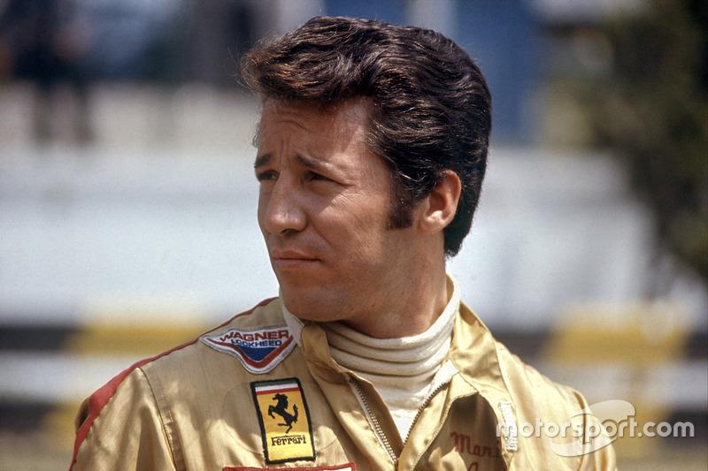 Mario Andretti - 1 galibiyet