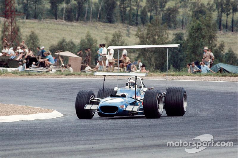 1969 - Jackie Stewart, Matra-Ford