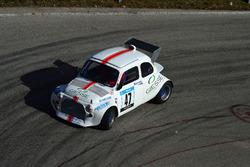 Stiw Marconi, BL Racing Fiat 500