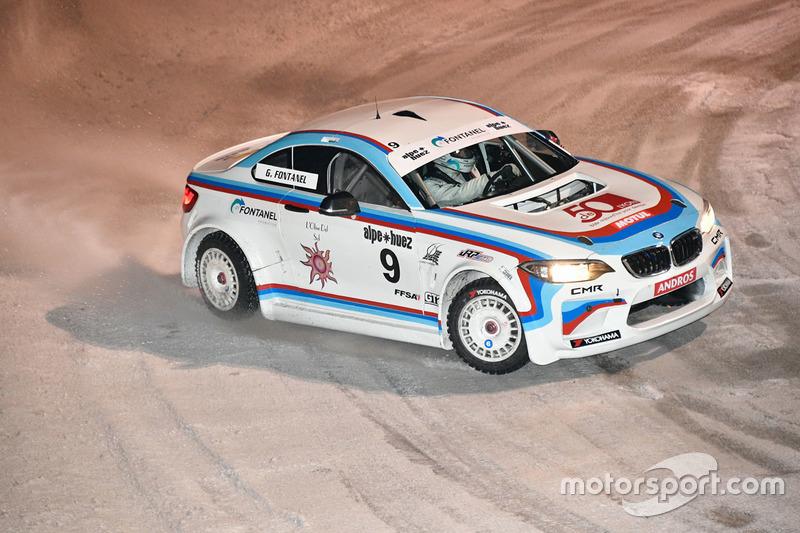 Gérald Fontanel, CMR BMW M2
